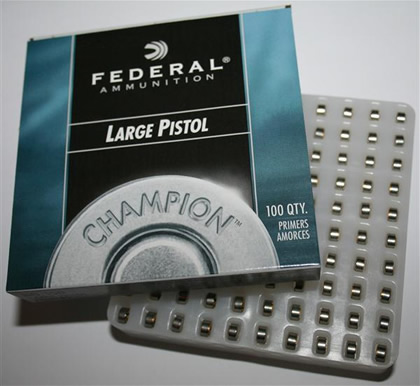 Federal Large Pistol Primers - gunpro