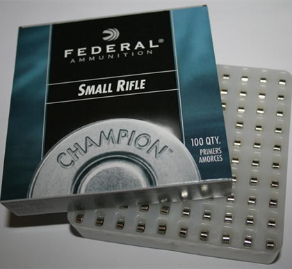 Federal Small Rifle Primers- gunpro