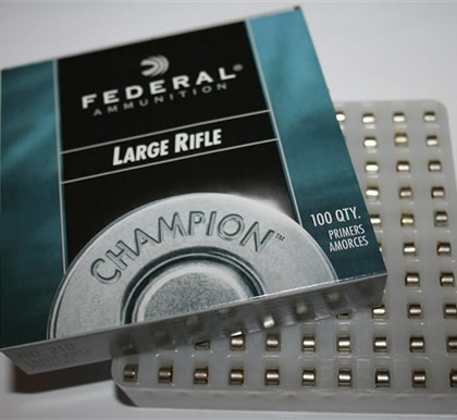 Federal Large Rifle Primers - gunpro