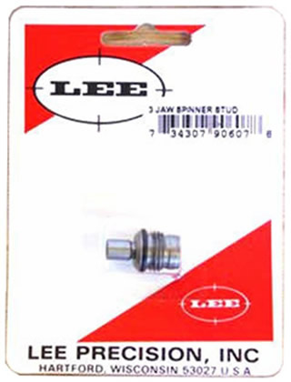 Lee 3 Jaw Spinner Stud - gunpro
