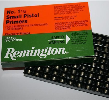 Remington Small Pistol Primers - gunpro