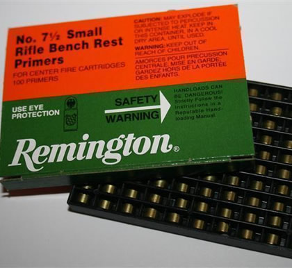 Remington Bench Rest Small Rifle Primers - gunpro