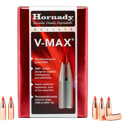 Hornady V-MAX Rifle Bullets - gunpro
