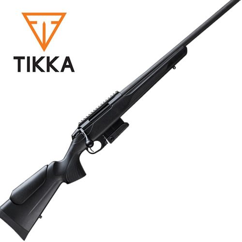 Tikka T3x Compact Tactical Synthetic/Blue Right Handed - gunpro